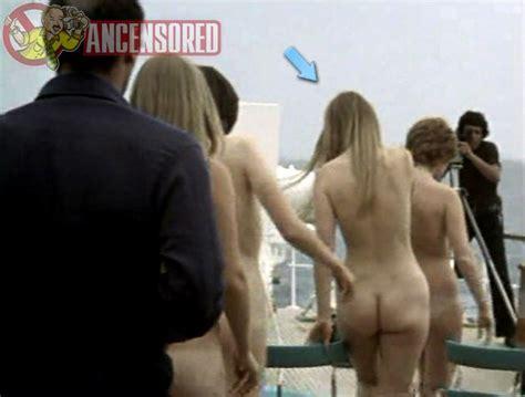 Belen Rodriguez In Topless