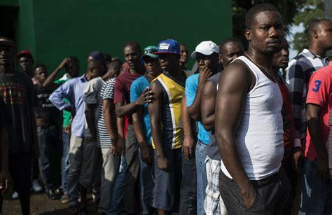 African Migrants In Europe