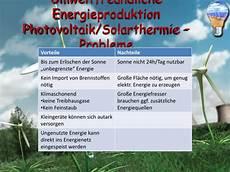 Vor Und Nachteile Sonnenenergie - ppt erneuerbare energien powerpoint presentation id