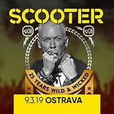Scooter Tour 2019 Ostrava Ticketlive Naživo Je To