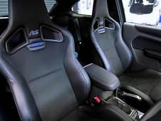 Ford Focus St Blue Recaro