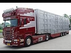 Vaex Transport Scania V8 R730