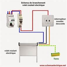 Sch 233 Ma Electrique Volet Roulant Norme D Installation D
