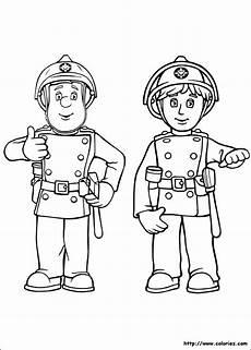 Ausmalbilder Feuerwehrfrau Coloriage Coloriage De Sam Le Pompier Qui Fait Des Signes