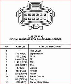 ford e4od mlps wiring diagram e4od missing 3rd and 4th ford truck enthusiasts forums