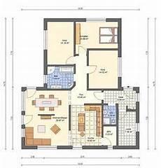 Bgxxl1 Bungalow Grundriss 140qm 4 Zimmer Hausideen
