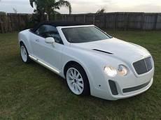 bentley gt convertible replica for sale