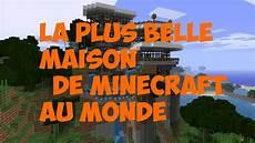 la plus maison de minecraft au monde