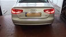 Audi Semi Dynamic Turning Signal Semi Dynamischer