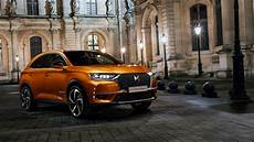 Ds 7 Crossback Suv Debuts With A Hybrid Engine Handsome