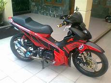 Modifikasi Absolute Revo 110cc by 95 Modifikasi Motor Absolute Revo 110cc Terbaik Dan