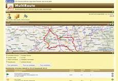 Routenplaner Zu Fuß - landkartenblog multi routenplaner im test optimap ist