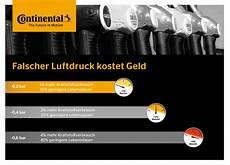 Informationen Zum Richtigen Reifendruck Continental