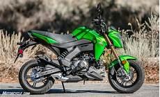 125ccm Motorrad Kawasaki - 112516 125cc shootout bikes kawasaki z125