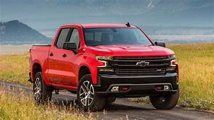 2019 Chevrolet Silverado First Drive Risky Business
