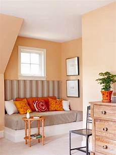what colors go with orange better homes gardens