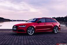 2016 Audi Rs6 Avant Review Gtspirit