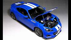 Subaru Brz Custom Tamiya 1 24 Car Model
