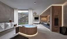 badezimmer mit whirlpool badarchitektur wellness gasteiger bad in kitzb 252 hel