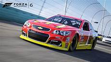forza 6 nascar expansion out now trailer