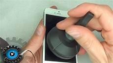 glas riss reparieren iphone 5 glas digitizer display wechseln tauschen