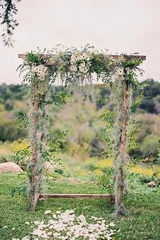 11 beautiful diy wedding arches