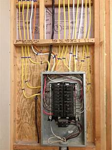 Wiring A Subpanel Homebuilding