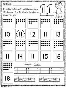 learning numbers worksheets 18743 learning numbers 10 20 part 2 by miss howard tpt