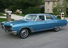 All American Classic Cars 1967 Buick Skylark 4 Door Sedan