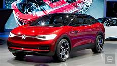 Volkswagen Id 2020 by Vw S Affordable Crossover Ev Comes To The Us In 2020