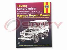 motor auto repair manual 2011 toyota land cruiser electronic toll collection haynes toyota land cruiser fj40 43 45 55 60 68 82 repair manual 92055 shop rp ebay