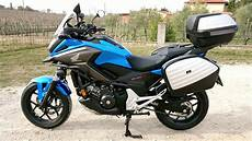 honda nc 750x travel edition blue 2019 speedmaster arezzo youtube