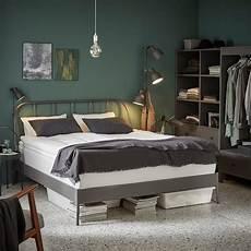 kopardal bed frame gray ikea