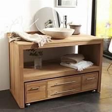 waschtisch für aufsatzwaschbecken aus holz waschtisch diy bestseller shop f 252 r m 246 bel und einrichtungen