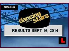 who left dancing with the stars tonight