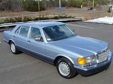 how to sell used cars 1991 mercedes benz sl class electronic toll collection purchase used 1991 mercedes benz 420sel 28k miles rare color last year of w126 must see in