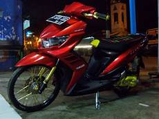 Modifikasi Soul Gt by Modif Warna Yamaha Soul Gt Modifikasi Motor Yamaha 2015