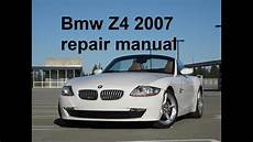 service repair manual free download 2005 bmw z4 seat position control bmw z4 2007 service technical repair manual youtube