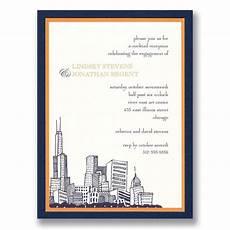Chicago Wedding Invitations