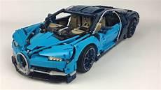 Lego Technic Chiron - lego technic bugatti chiron 42083 im review