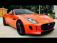 2014 Jaguar F Type S V6 Review Start Up Exhaust