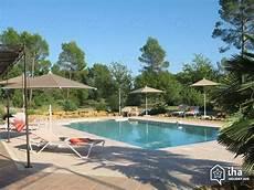 location maison piscine var particulier location var pour vos vacances avec iha particulier
