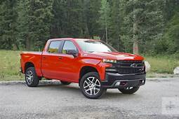 2019 Chevrolet Silverado V6  Cars Review