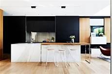 cuisine blanc et noir 85055 1001 exemples sublimes de la cuisine et bois