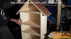 Insektenhotel Selbst Bauen Do It Yourself