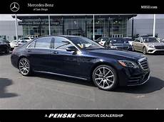 Mercedes S Class 2019 by 2019 New Mercedes S Class S 450 4matic Sedan At