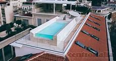 piscine su terrazzi piscine a sbalzo nel cielo la piscina sospesa nel vuoto