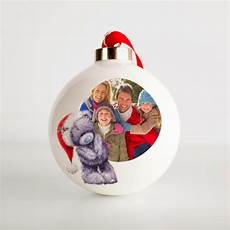 photo upload me to you bauble merry christmas gettingpersonal
