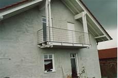 balkon anbauen ohne stützen gel 228 nder edelstahlgel 228 nder als balkongel 228 nder