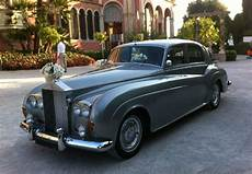 Location Rolls Royce Silver Cloud 1956 Gris Medium 1956